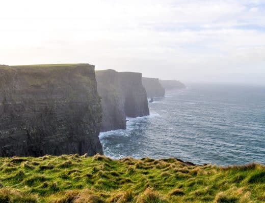The Stunning Cliffs of Moher | 9 Stunning Coastal Walk of Ireland | The Best Hiking in Ireland