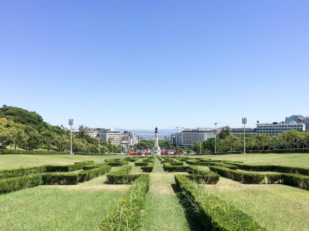 Parque Eduardo VII | 101 Things to do in Lisbon, Portugal | The Ultimate Lisbon Bucket List