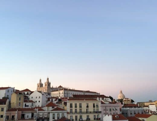 Portas do Sol | 101 Things to do in Lisbon, Portugal | Lisbon Bucket List