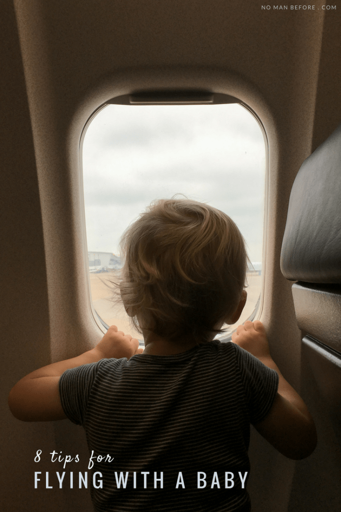 8 Tips for Flying with a Baby | How to have a Smoother Flight