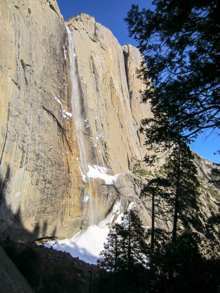 Hiking in Yosemite | Yosemite Falls Trail