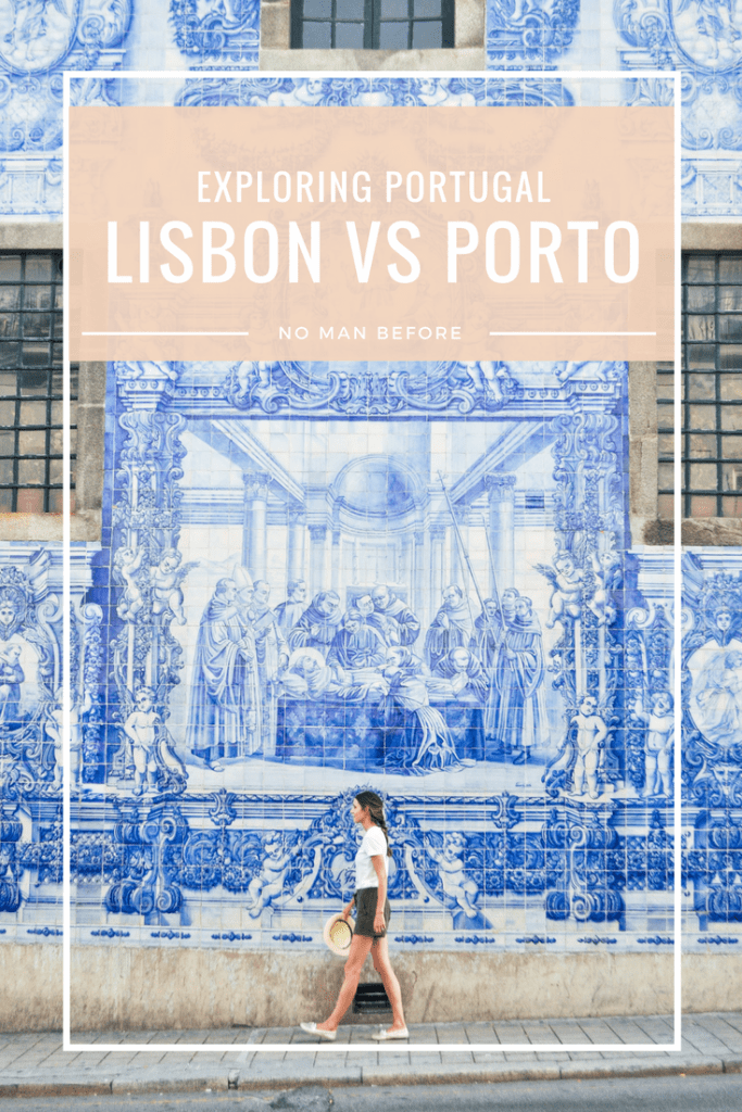 Lisbon vs Porto: Exploring Portugal's Two Top Cities