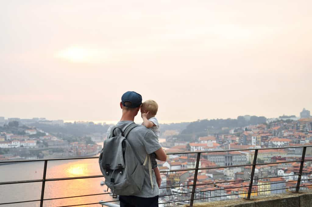 Photos or Porto, Portugal | View of the Douro River