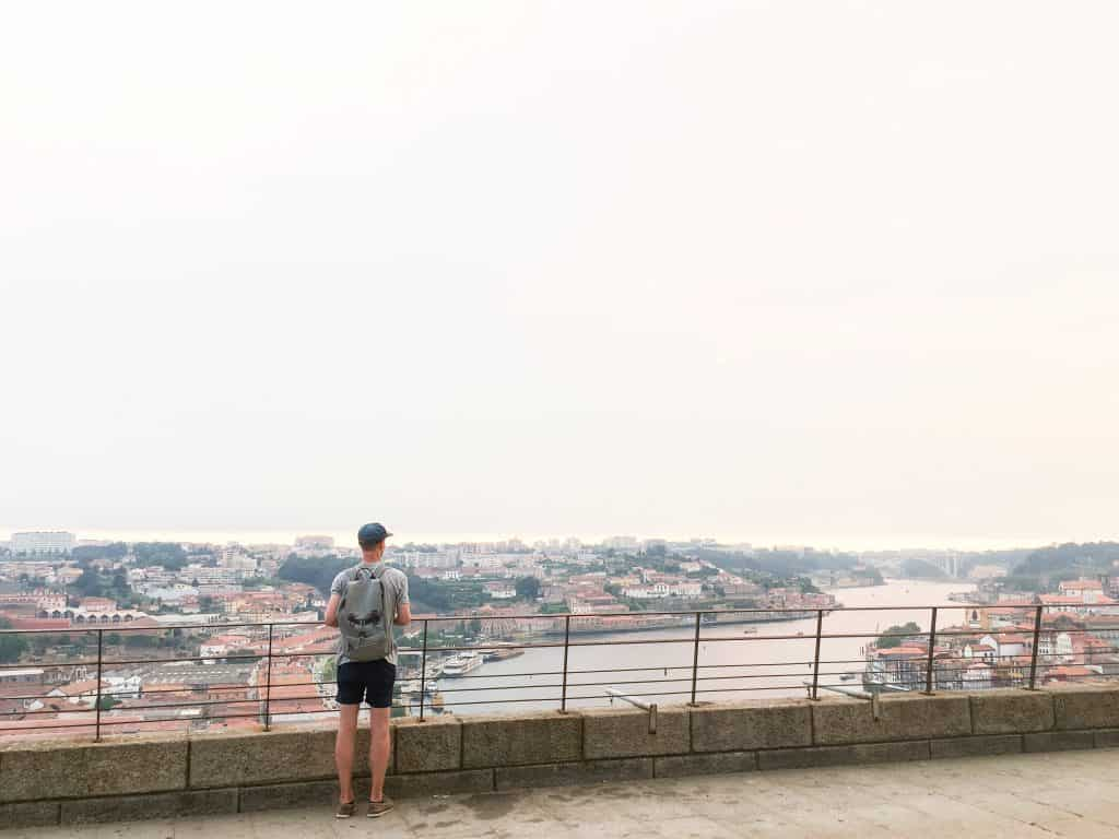 View of the Douro River in Porto, Portugal | Photos of Porto, Portugal