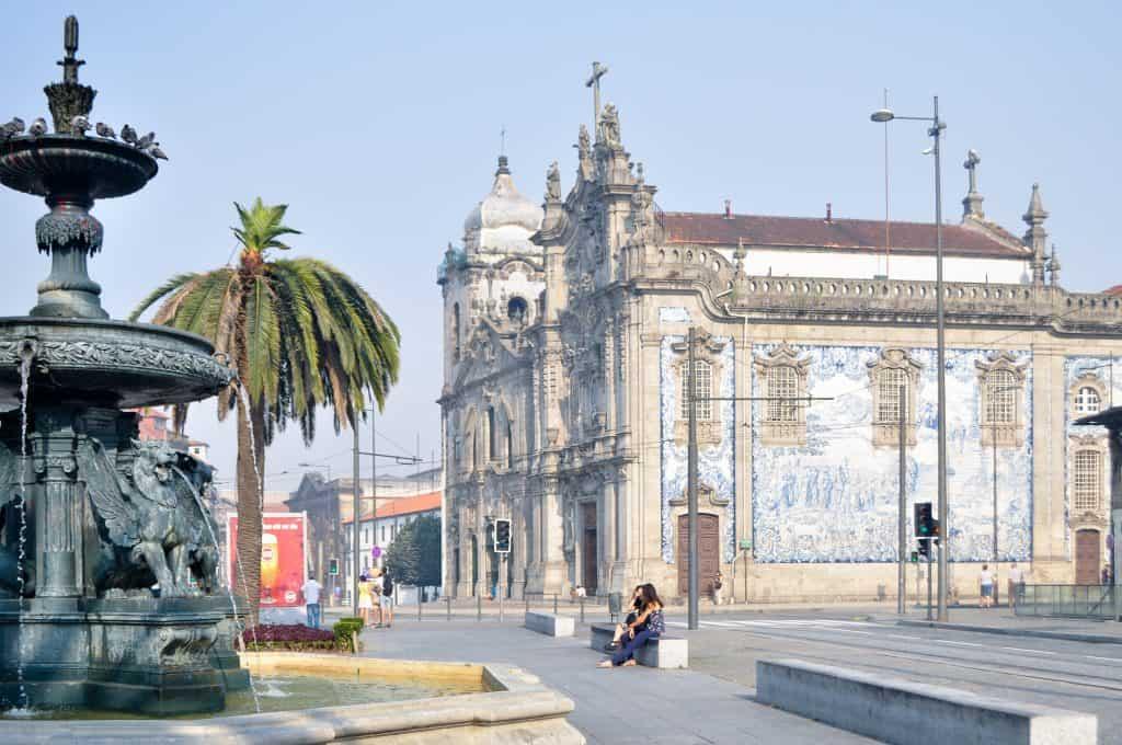 Igreja dos Carmelitas | Photos of Porto, Portugal