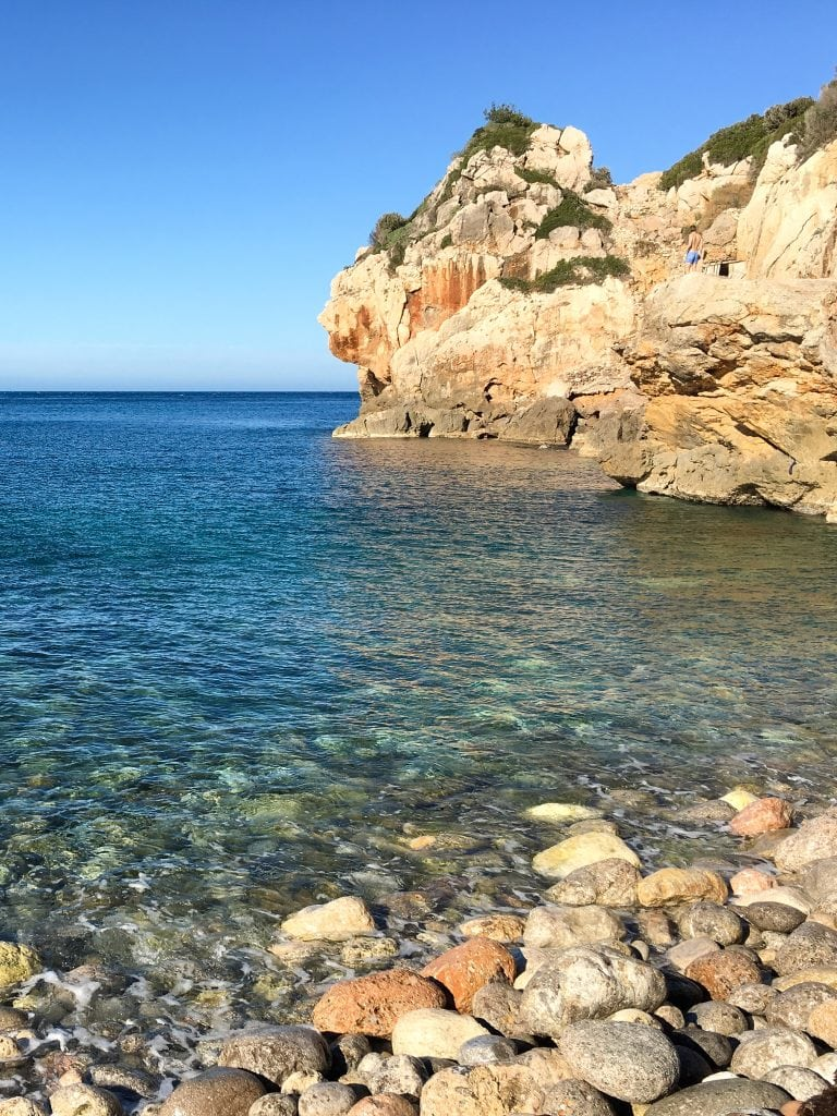 Winter in Mallorca | Hiking to Cala Deia Beach