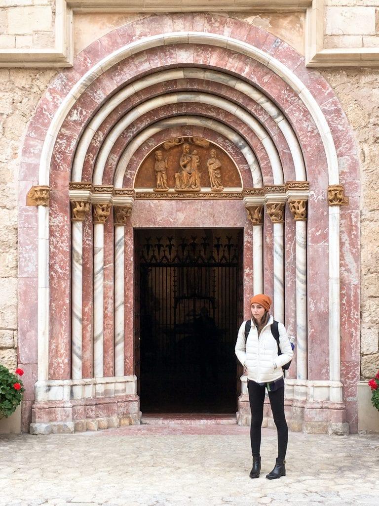 Visiting Mallorca in the Winter   Royal Palace of La Almudaina