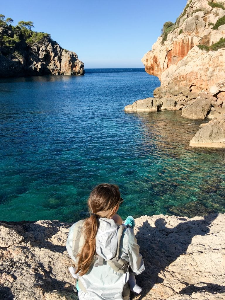 Visiting Mallorca in the Winter | Hiking to Cala Deia Beach | Spain