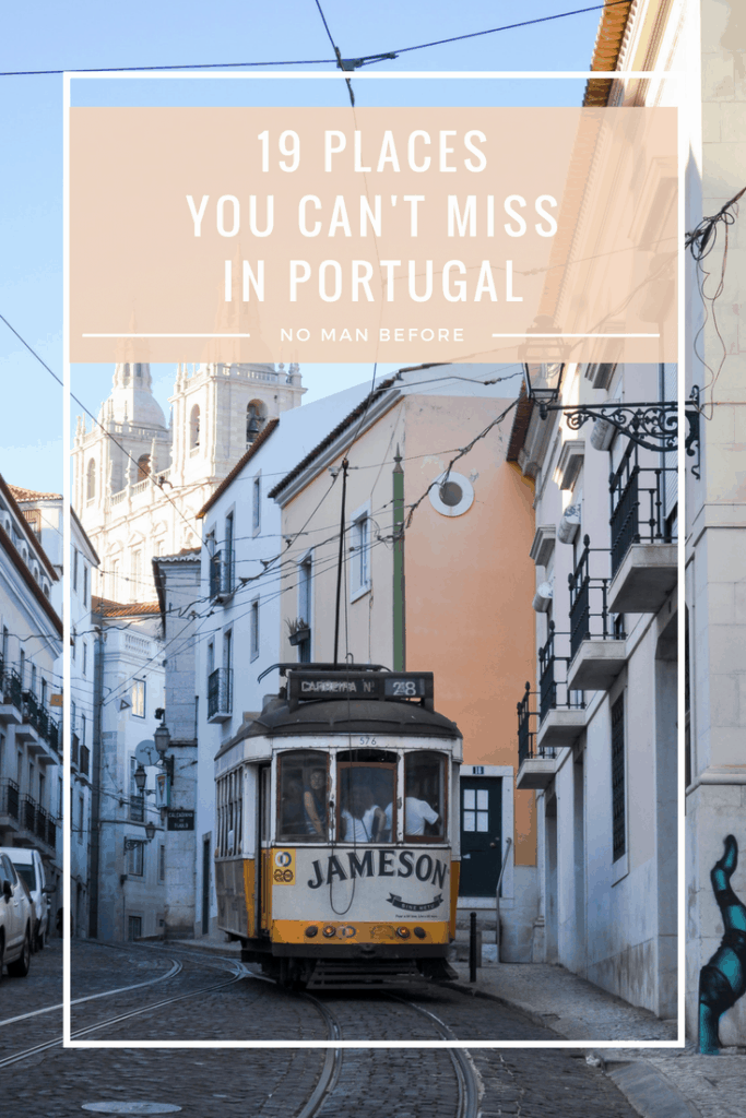 The 19 Best Places to Visit in Portugal | Visit Portugal's best cities, towns, beaches and islands #portugal #lisbon #europe