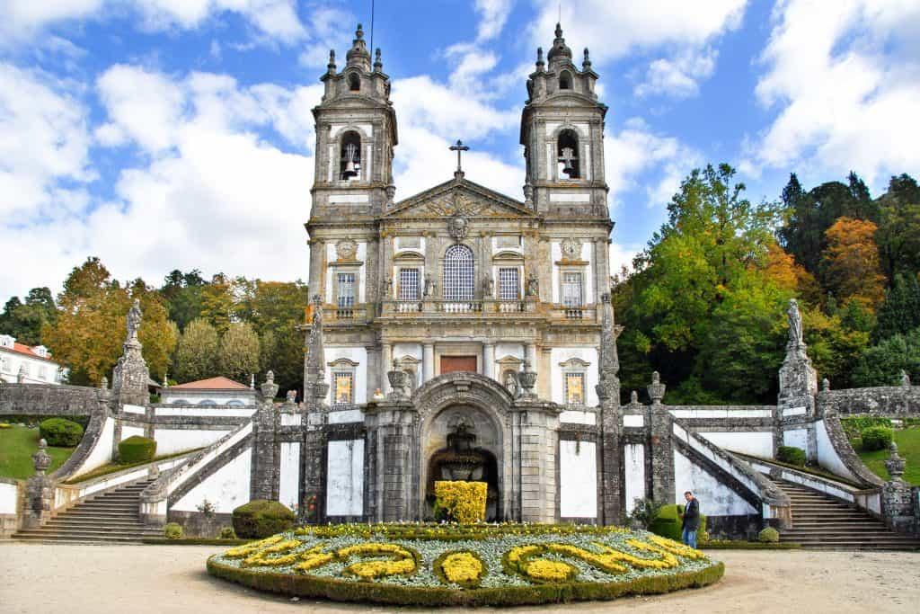 Брага | 19 лучших мест для посещения в Португалии 19 самых красивых городов и городов для посещения в Португалии 19 Самых Красивых Мест Для Посещения В Португалии 3 Braga   Santua CC 81rio do Bom Jesus do Monte 1024x683