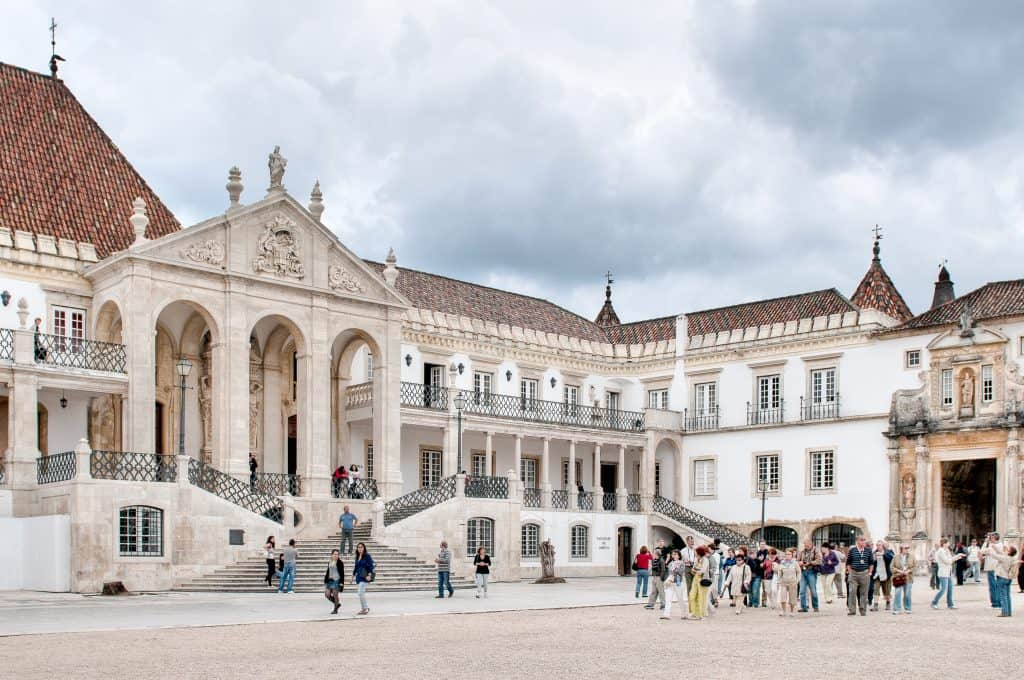 The 19 Best Places to Visit in Portugal | Coimbra University, one of the oldest institutions in Europe