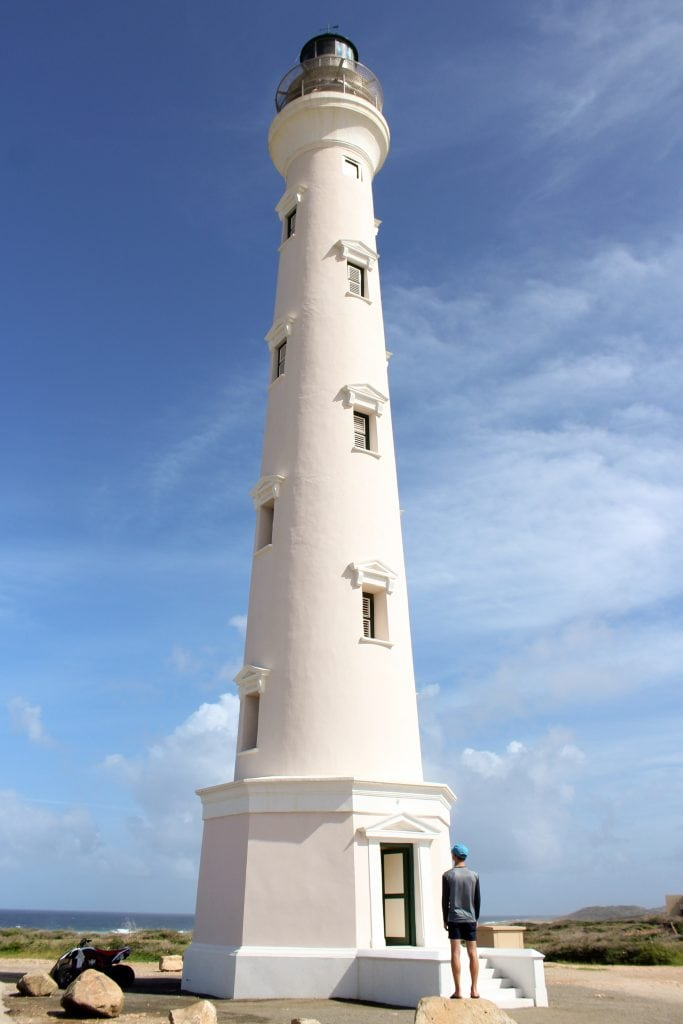 California Lighthouse, Aruba | Three Days in Aruba: Adventures Beyond the All-Inclusive