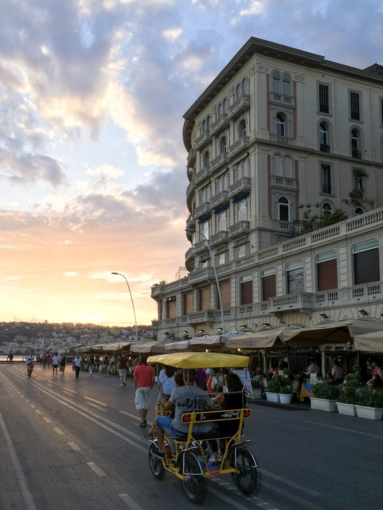Chiaia District in Naples, Italy | Why You Can't Visit Italy and Skip Naples
