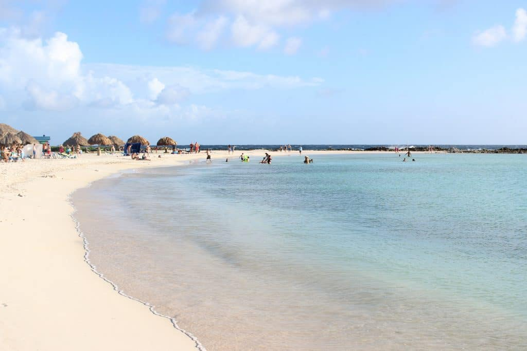 Baby Beach, Aruba | Three Days in Aruba: Adventures Beyond the All-Inclusive