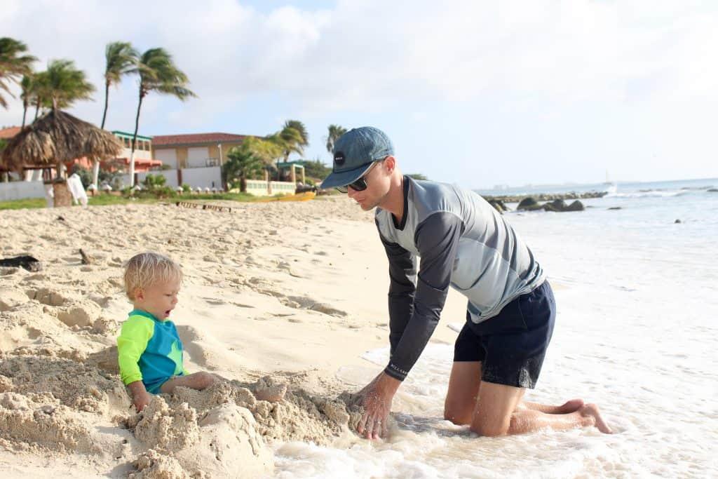 Arashi Beach, Aruba | Three Days in Aruba: Adventures Beyond the All-Inclusive