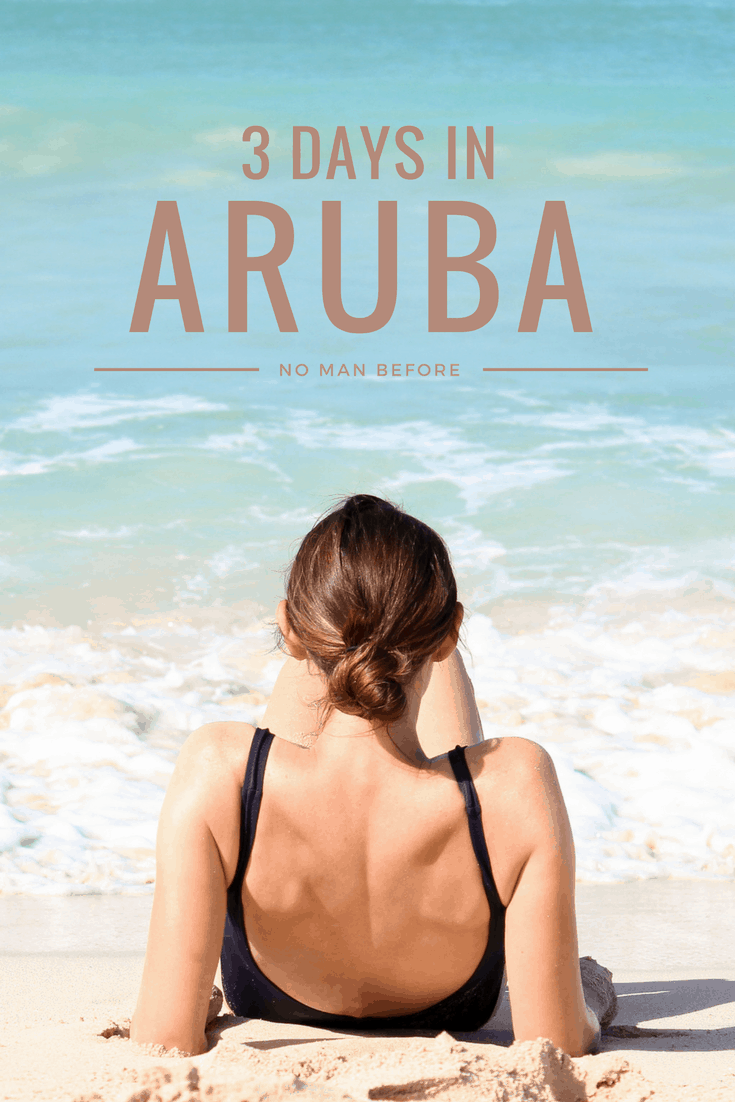3 Days in Aruba   A guide to three days in Aruba to fit in all the best snorkeling, beaches, and hiking on the island. #aruba #caribbean