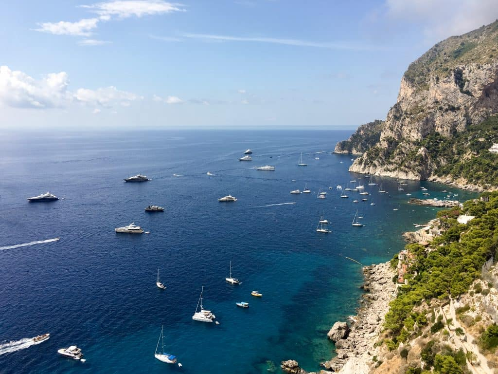 Capri, Italy | The Amalfi Coast in 20 Photos