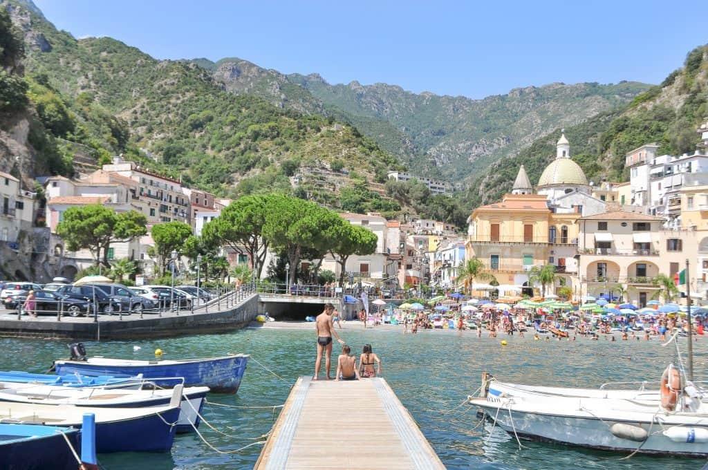 Cetara, Italy   The Amalfi Coast in 20 Photos