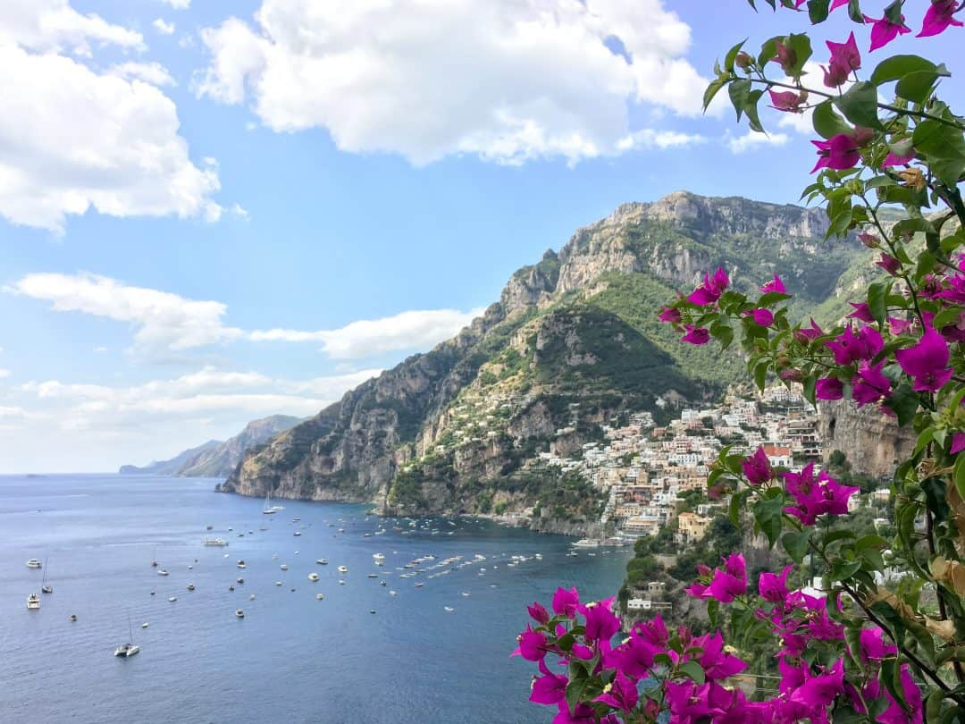 Positano, Italy | The Amalfi Coast in 20 Photos