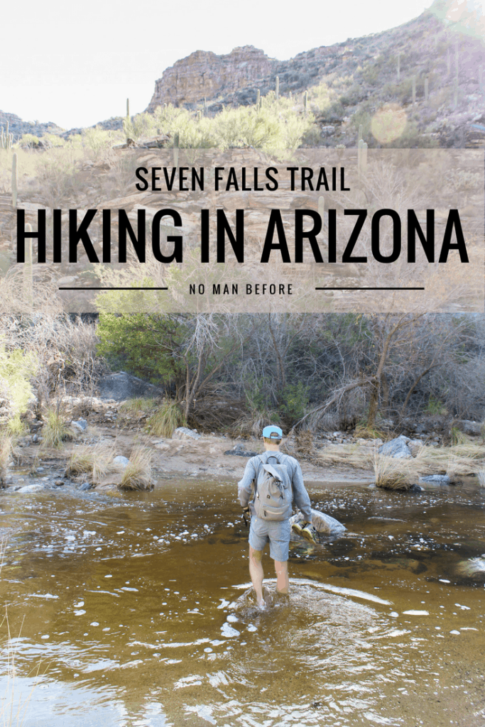 Hiking the Seven Falls Trail in Tucson, Arizona