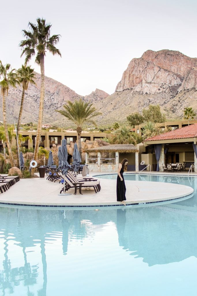 A Weekend Getaway in Tucson, Arizona | Where to stay, hike, play and eat in Tucson. | Hilton Tucson El Conquistador Resort