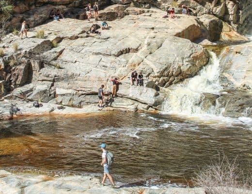 Seven Falls Trail in Sabino Canyon   Hiking in Tucson, Arizona