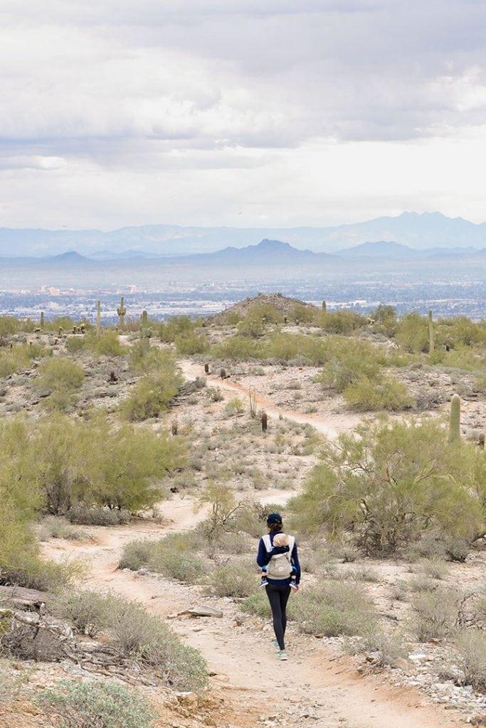Arizona Bucket List | 101 Fun things to do in Arizona | Hiking South Mountain