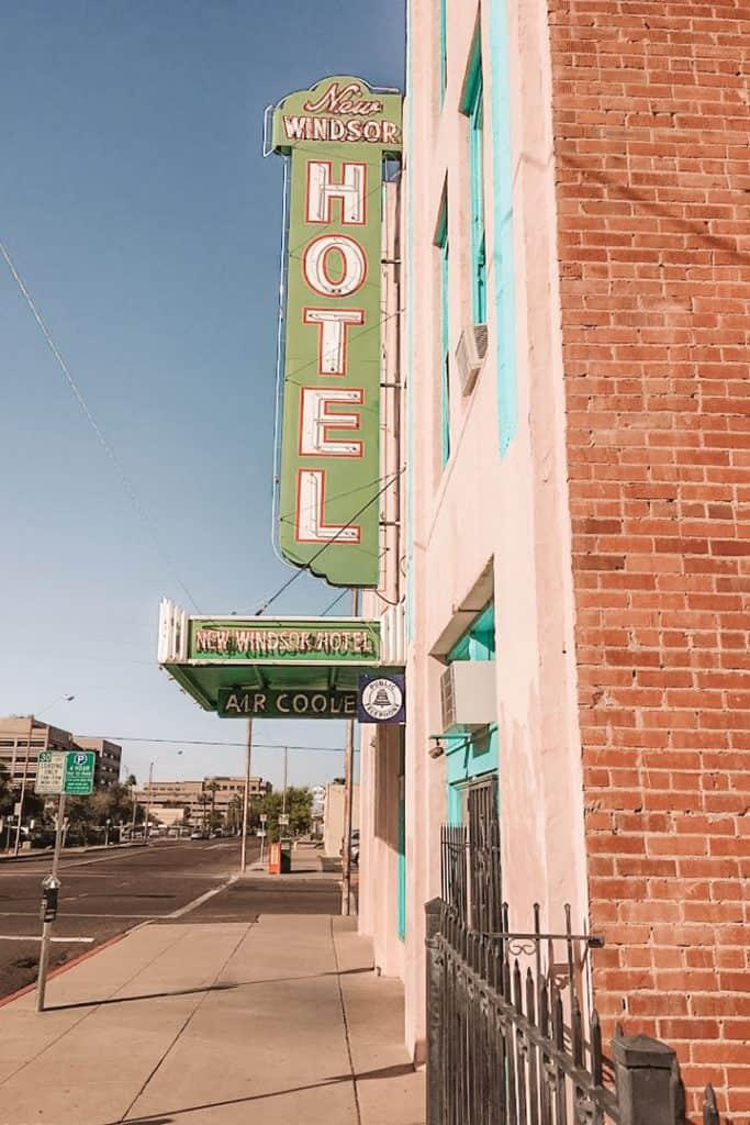 Arizona Bucket List | 101 Things to do in Arizona | Explore downtown Phoenix