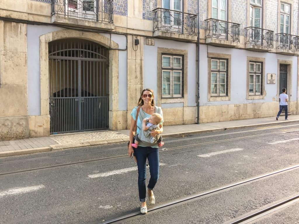 Visiting Lisbon with Kids