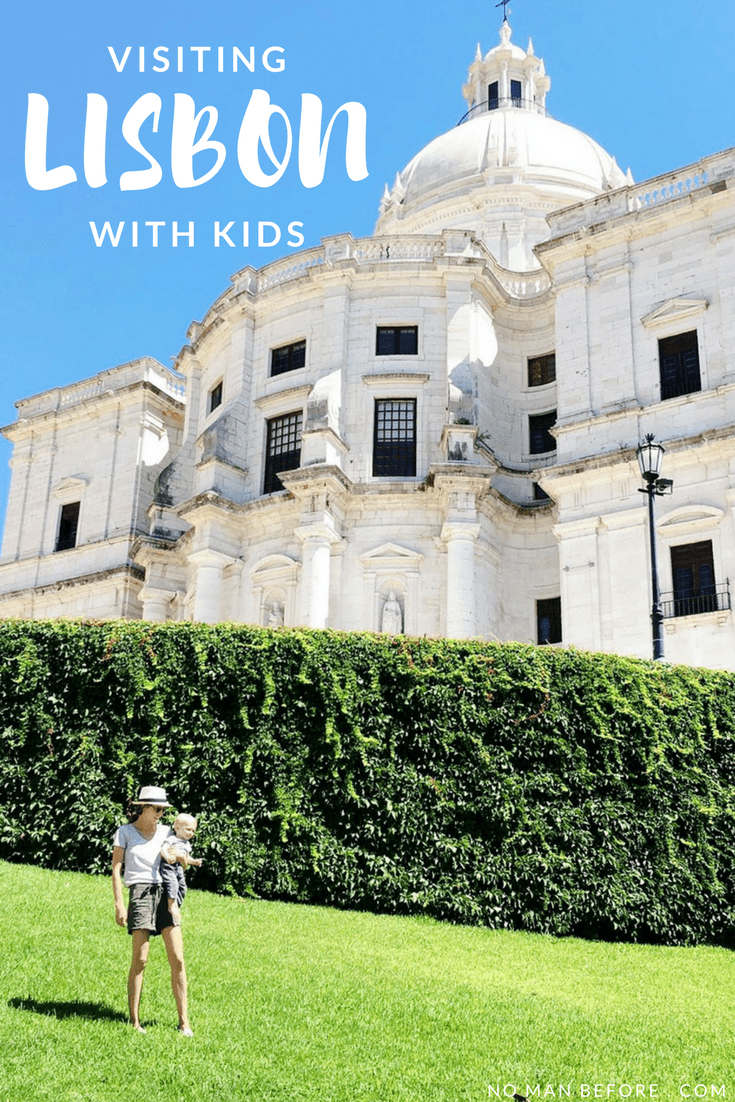 Tips for Visiting Lisbon, Portugal with Kids | With so much to do and a family-friendly atmosphere, Lisbon, Portugal is a great place for a family trip. Here are our best tips for visiting Lisbon with kids, including where to find the best parks, fun things to do, and where to eat! #lisbon #portugal #familytravel #travel #europe
