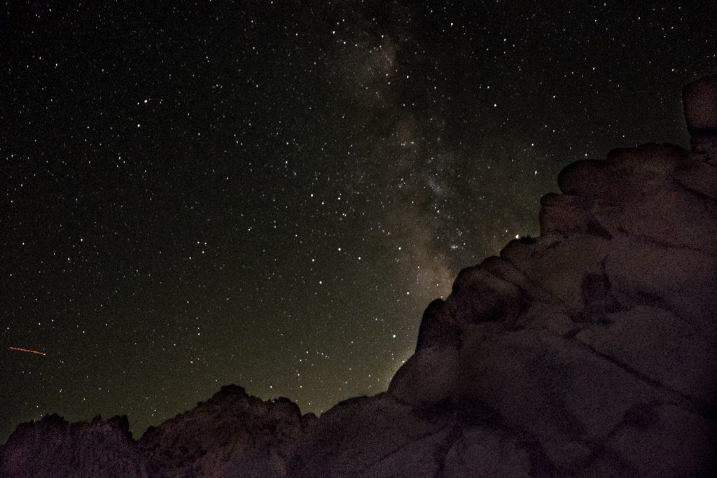 Star gazing in Joshua Tree | A Guide to Summer Camping in Joshua Tree National Park, California