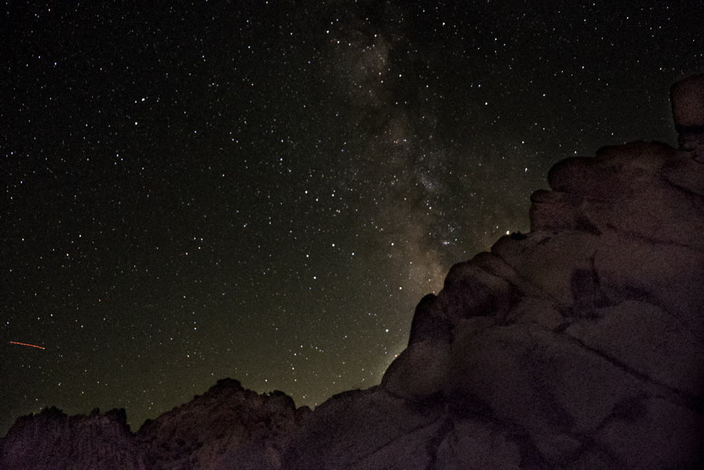 Star gazing in Joshua Tree | A Guide to Summer Camping in ...