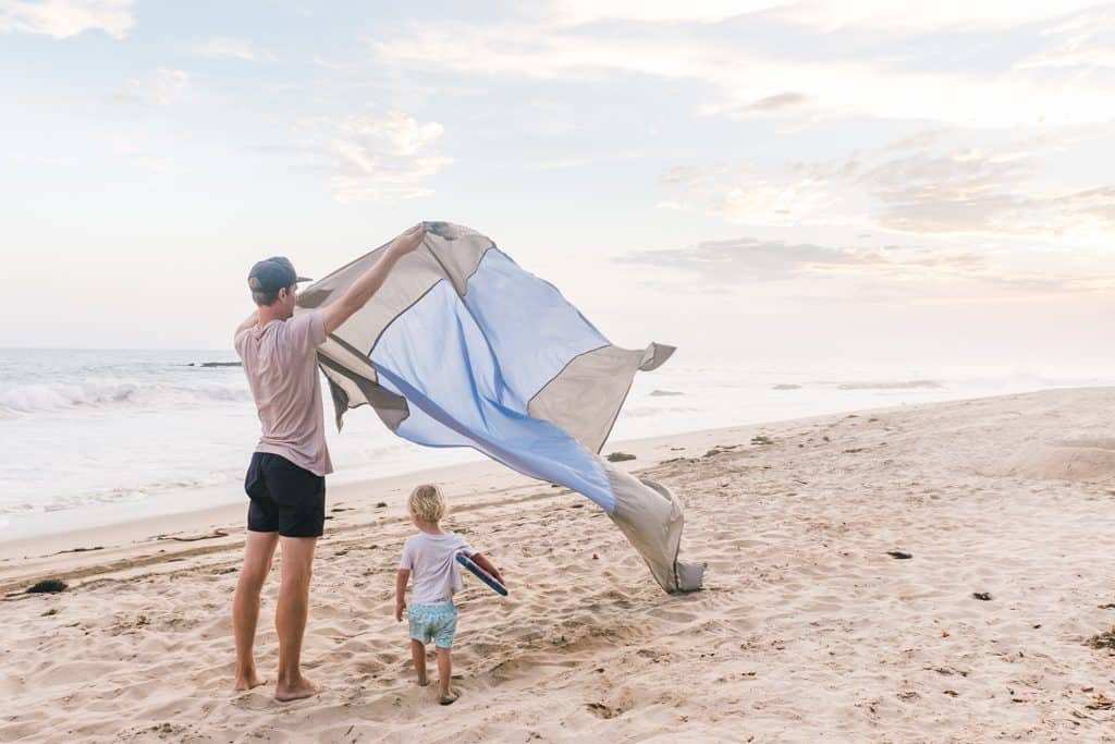 Best Beach Gear | Wildhorn Outfitters Sand Escape Beach Blanket