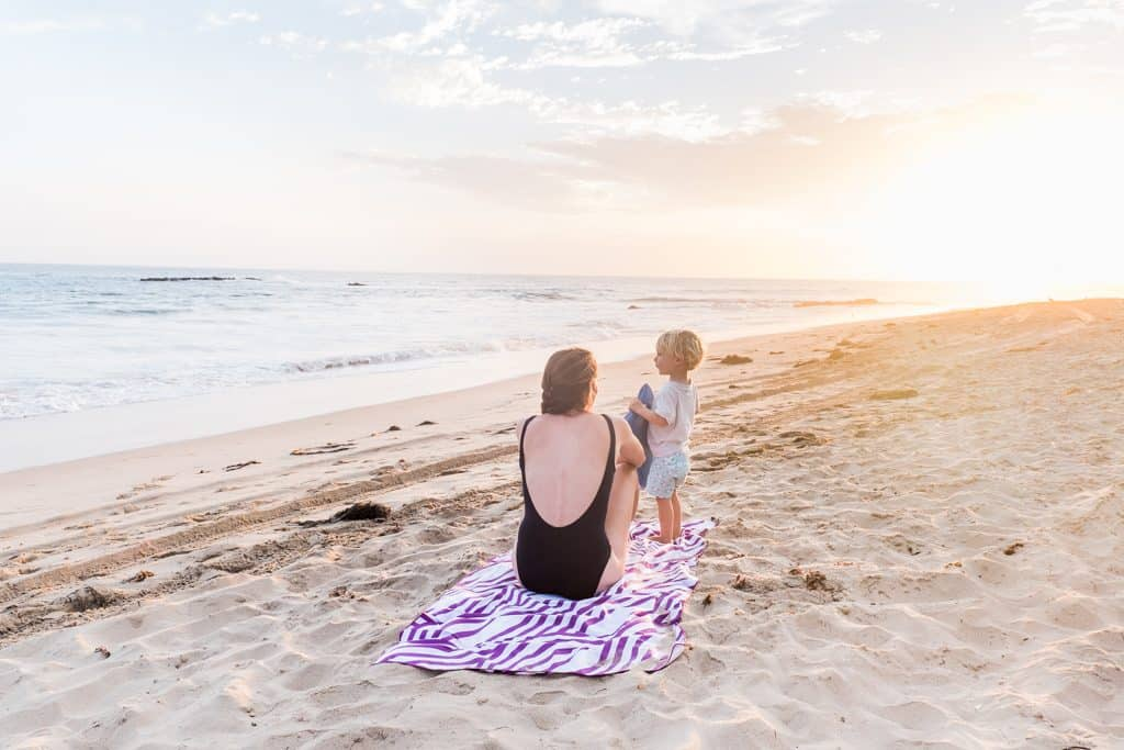 Best Beach Gear | Microfiber Beach Towel