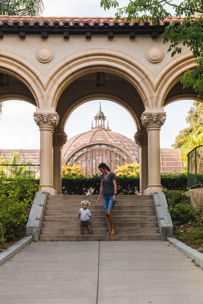 Best things to do in Downtown San Diego, California | Botanical Building in Balboa Park