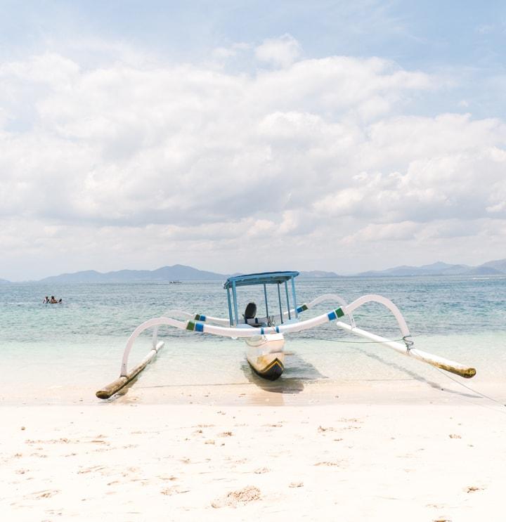 20 Photos to Inspire You to Visit Lombok | Gili Nanggu in Lombok, Indonesia
