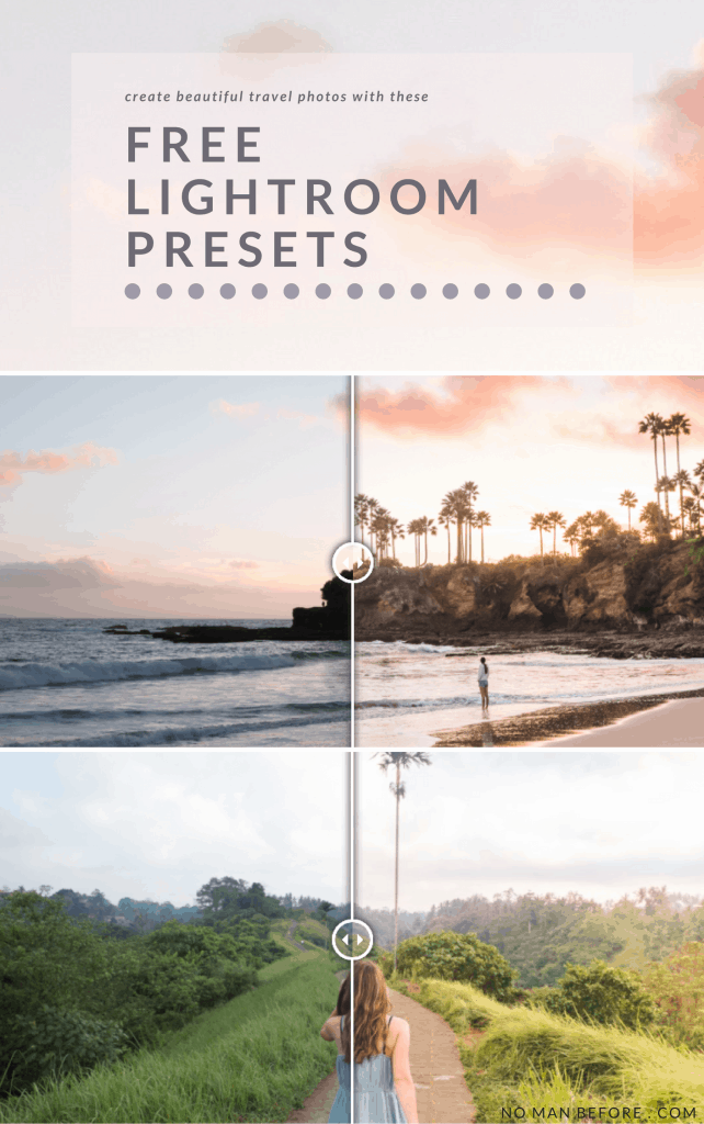 Free Adobe Lightroom Presets for Travel Photos #lightroom #preset #photography