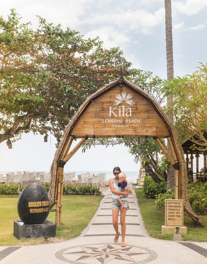 Staying at the Kila Senggigi Beach Lombok | Lombok, Indonesia