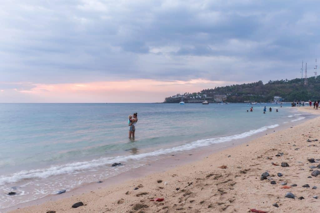 Staying at the Kila Senggigi Beach Lombok   Lombok, Indonesia