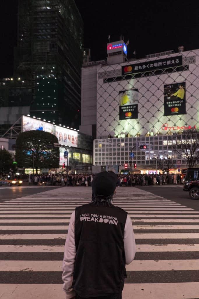 The Best Japanese Street Food in Tokyo's Shibuya Neighborhood | A Tokyo Food Tour with Arigato Food Tours | Shibuya Crossing