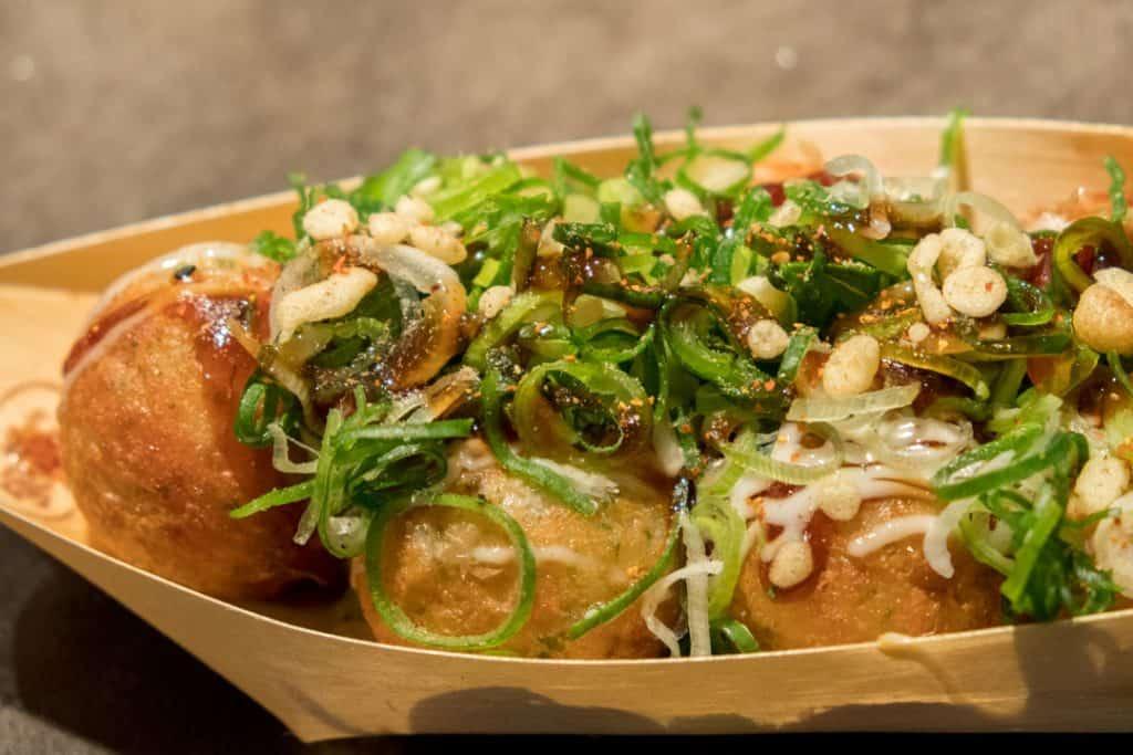 The Best Japanese Street Food in Tokyo's Shibuya Neighborhood | A Tokyo Food Tour with Arigato Food Tours | Takoyaki, Japanese Octopus Balls