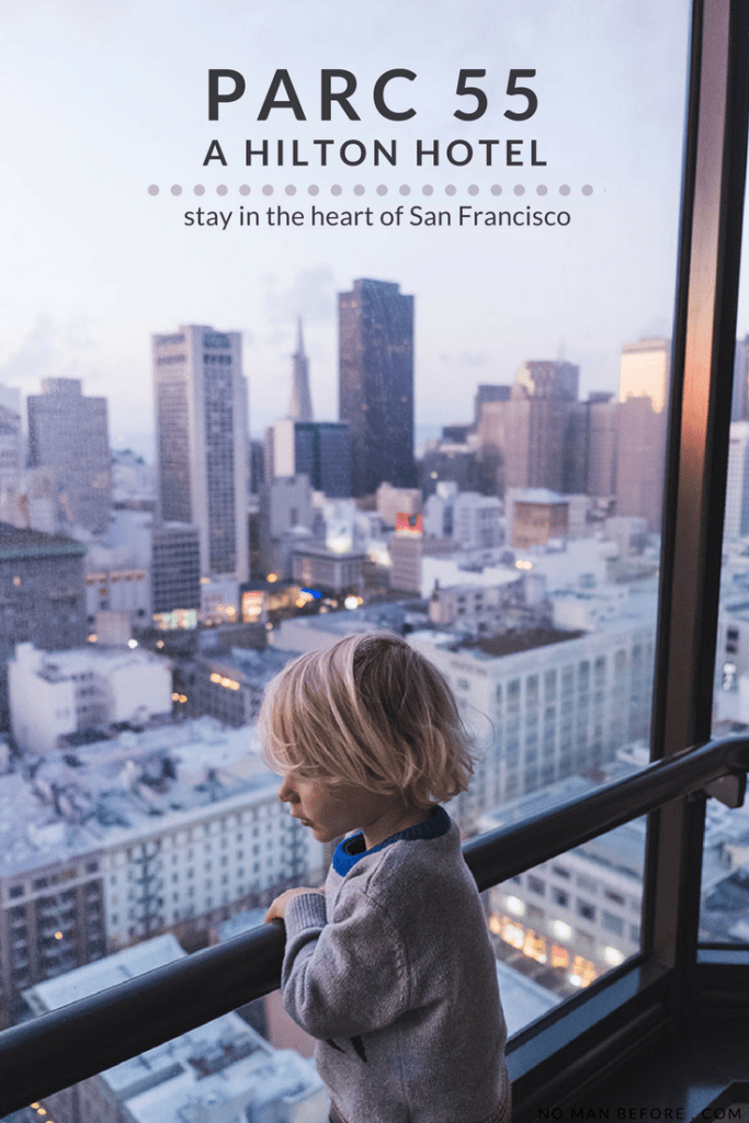 Stay near Union Square, right in the heart of San Francisco at the Parc 55 | Book a room with an incredible view at The Parc 55 San Francisco, A Hilton Hotel