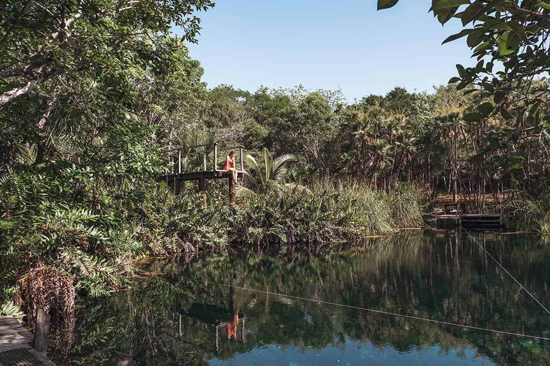 Cenote Cristal | Best cenotes near Tulum, Mexico