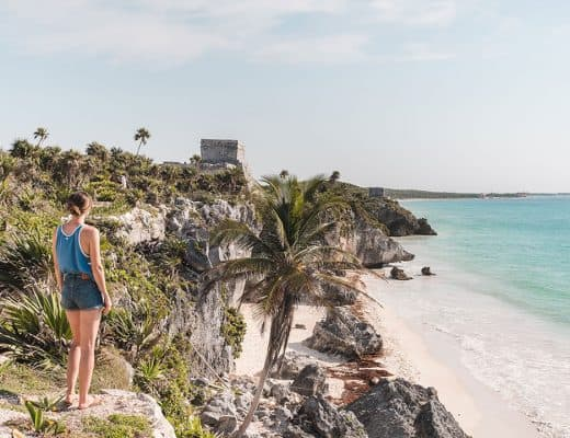 Tulum Ruins on the Yucatan Peninsula | A High-Adventure Tulum Excursion with Edventure Tours Tulum