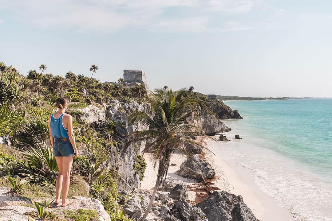 Tulum Ruins on the Yucatan Peninsula | A High-Adventure Tulum Excursion with Edventure Tours Tulum