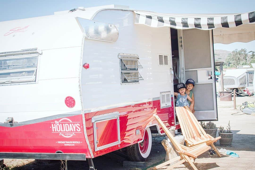 The Holidays at San Clemente State Beach   Tips for booking the coolest rentals and camping spots in Southern California