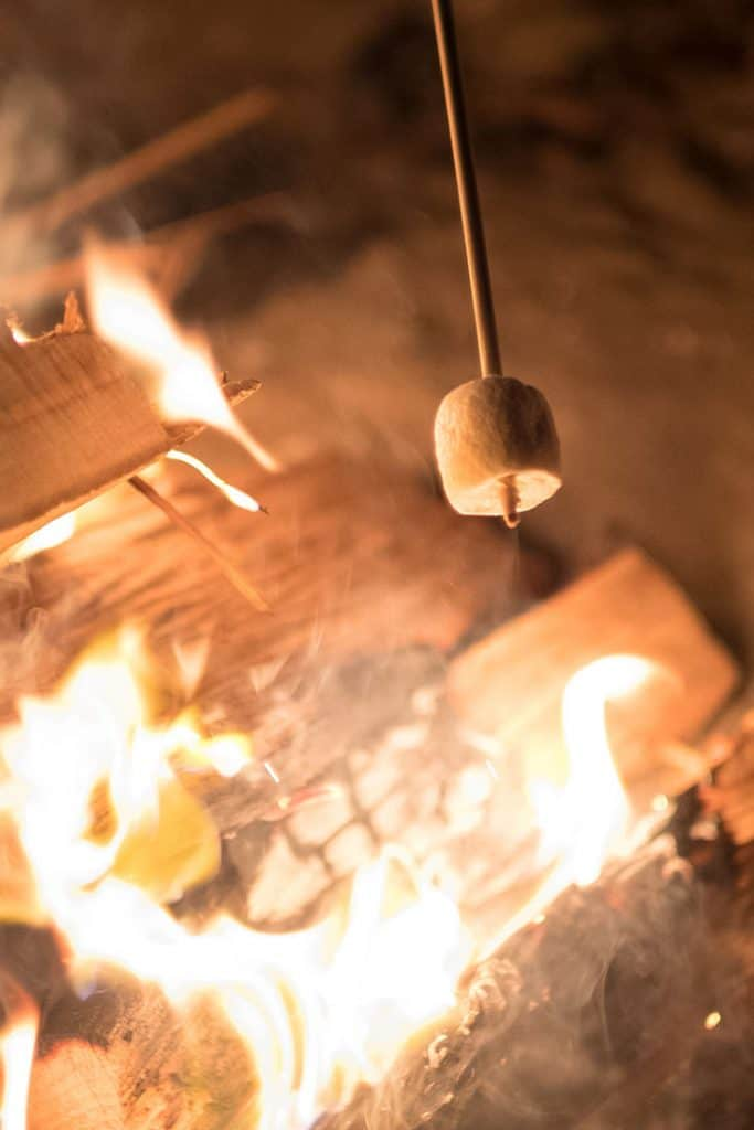Bonfire Pit at the Paradise Point Resort & Spa in San Diego, California