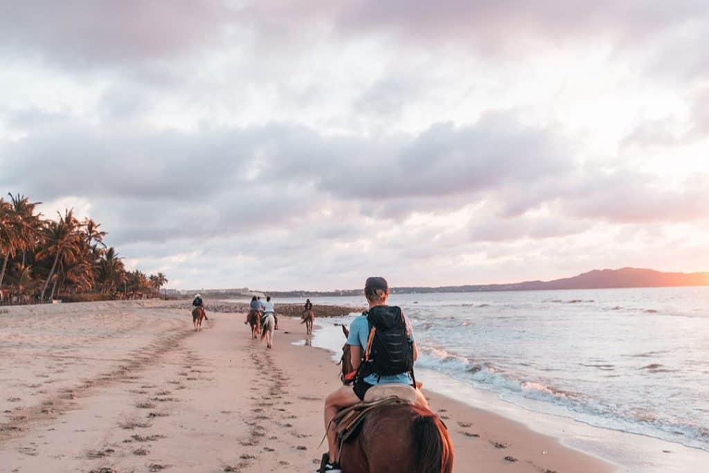 Horseback Riding in Riviera Nayarit, Mexico