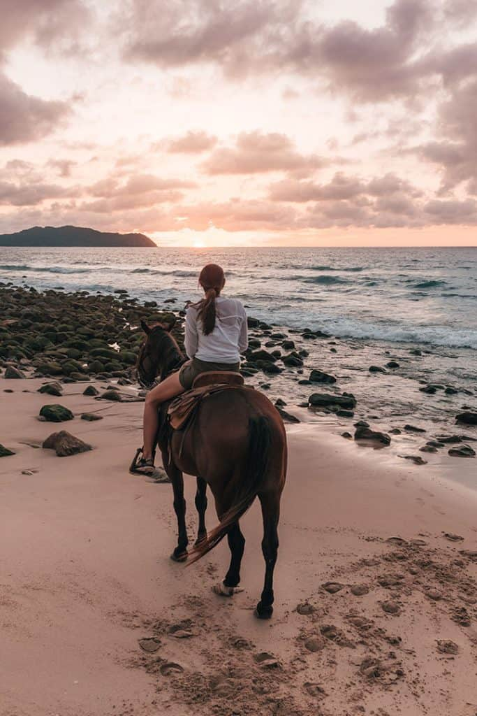 Horseback Riding in Riviera Nayarit, Mexico