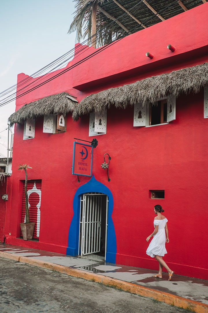Petit Hotel Hafa in Sayulita | The Ultimate Riviera Nayarit Travel Guide Mexico |